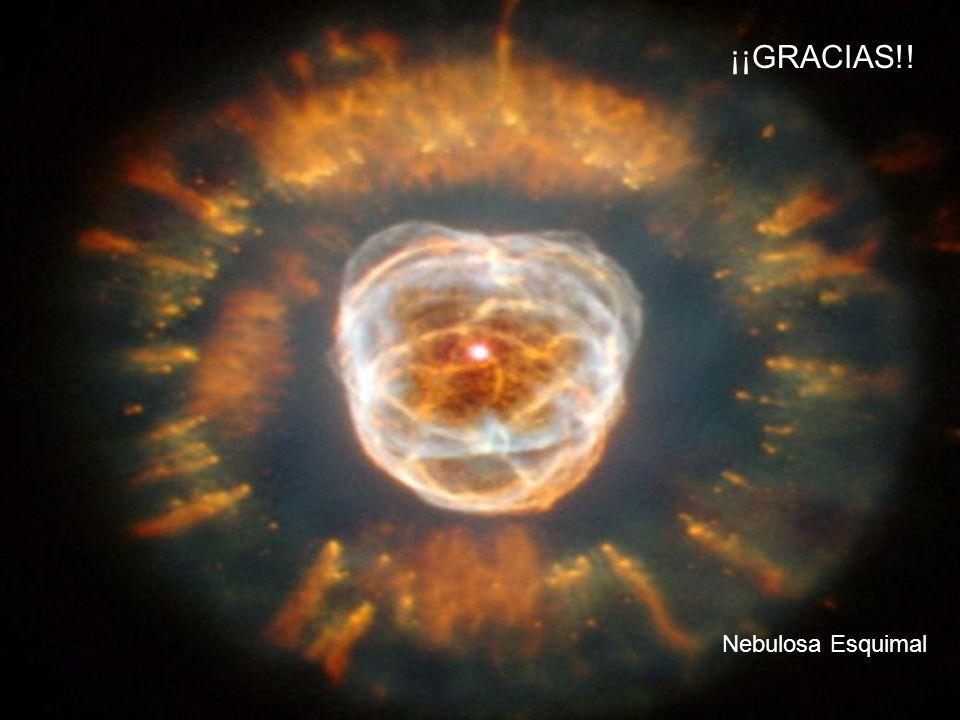 Nebulosa Esquimal ¡¡GRACIAS!!
