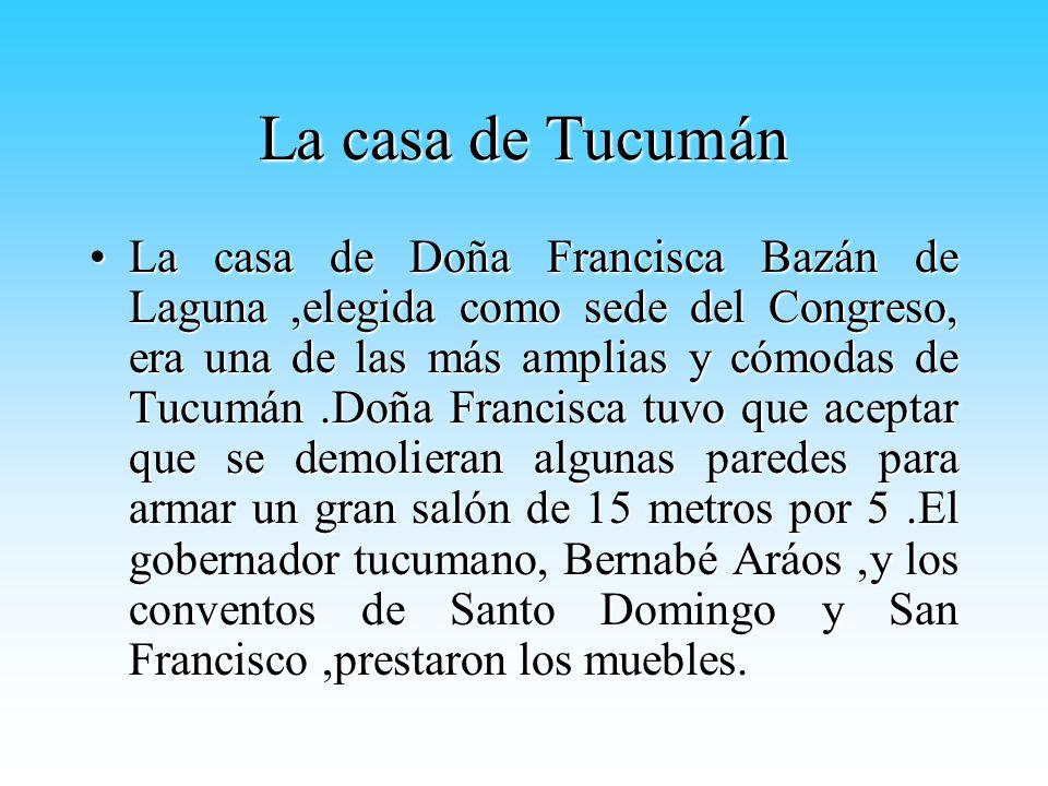 La cita fue en Tucumán.