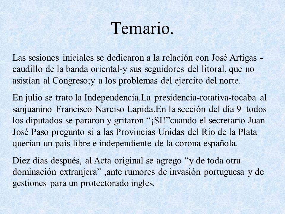 La casa de Tucumán Francisca Bazán de Laguna era la dueña de la histórica casa de Tucumán. La cedió al Congreso y, cuando éste se instaló en Buenos Ai