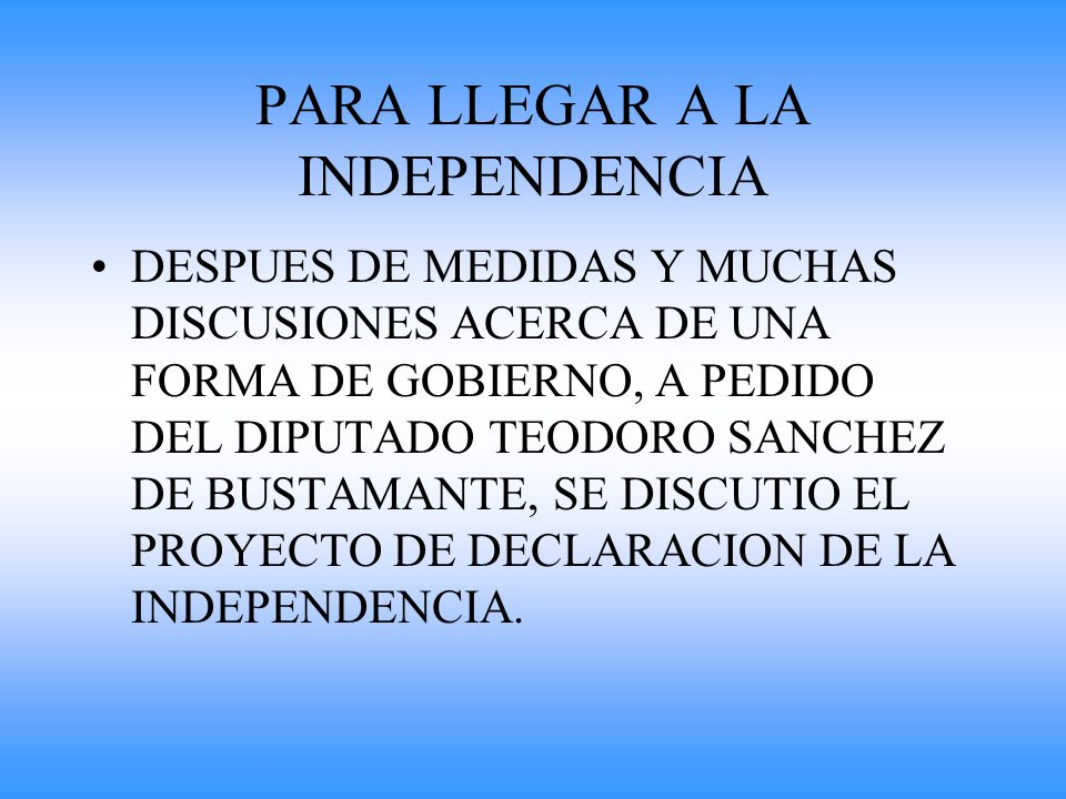 Objetivos del Congreso: Comunicarse con todas las provincias para insistir en la necesidad de unión y así enfrentar al enemigo.