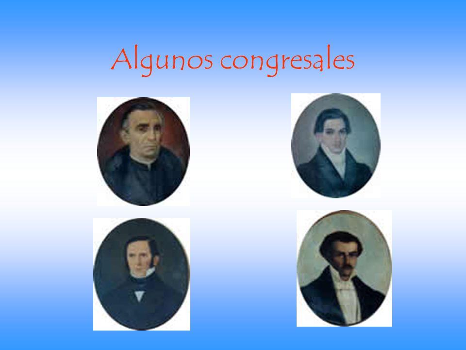 En esta sesión, los congresales declararon su voluntad de romper los vínculos que ataban a las provincias Unidas en Sudamérica a los reyes de España,