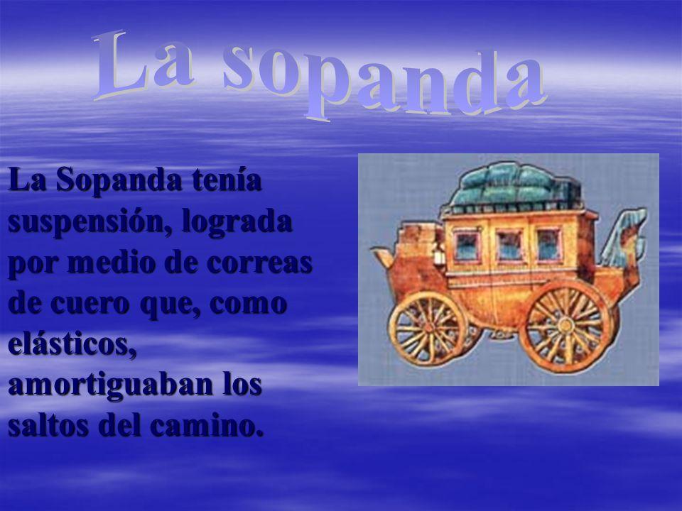 La galera fue el medio de transporte más rápido utilizado por los diputados para viajar a Tucumán.
