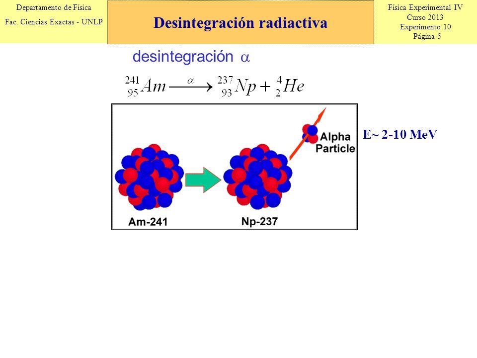 Física Experimental IV Curso 2013 Experimento 10 Página 16 Departamento de Física Fac.