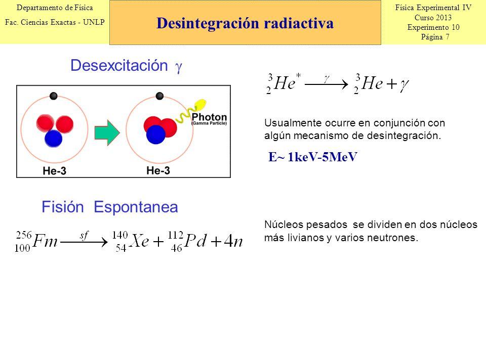 Física Experimental IV Curso 2013 Experimento 10 Página 8 Departamento de Física Fac.