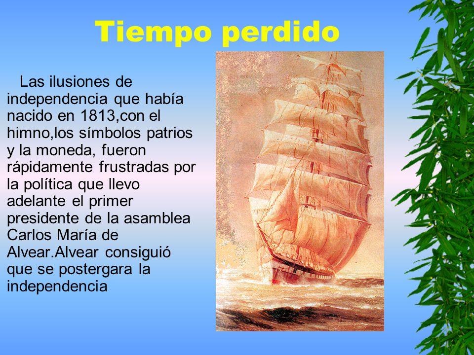 9 de julio día de la independencia Teníamos gobierno propio y estábamos decididamente en guerra con España;sin embargo, la declaración de la independe