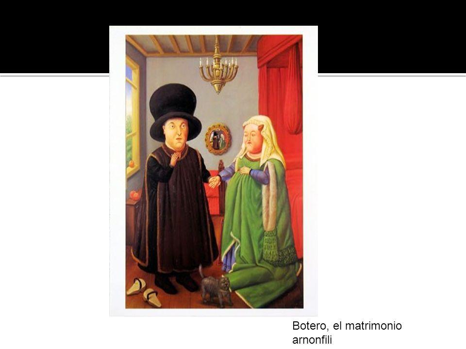 Botero, el matrimonio arnonfili