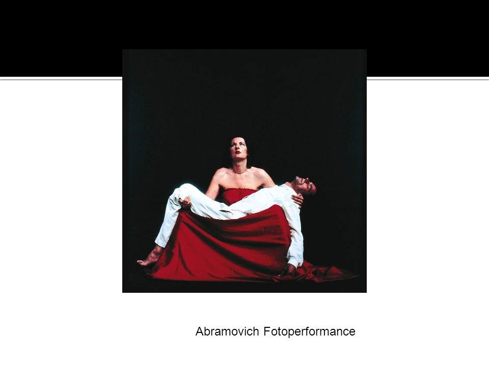 Abramovich Fotoperformance