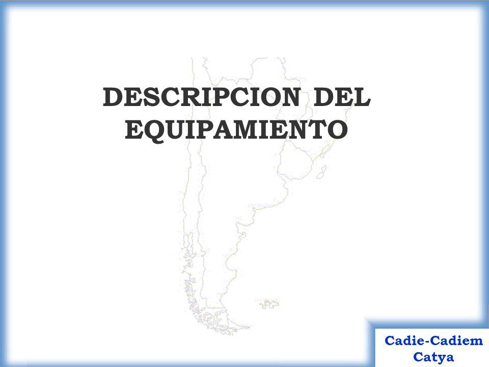28 Cadie-Cadiem Catya Junio 2004 Ventajas del Proyecto Canalización de servicios en telecomunicaciones del Estado Nacional, Estados Provinciales y Municipios ( por ejemplo aplicación del Art.