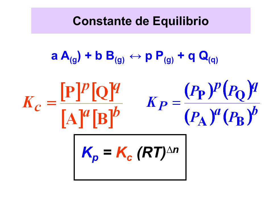 Si todos los reactivos y productos están en una sola fase, el equilibrio es homogéneo.