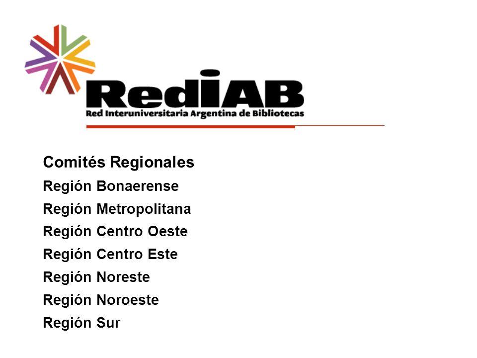 Proyecto de Capacitación 2014 Resultados Esperados: Constitución de equipos formadores local / regional Diagnóstico de necesidades y formas de acceso a los RI.