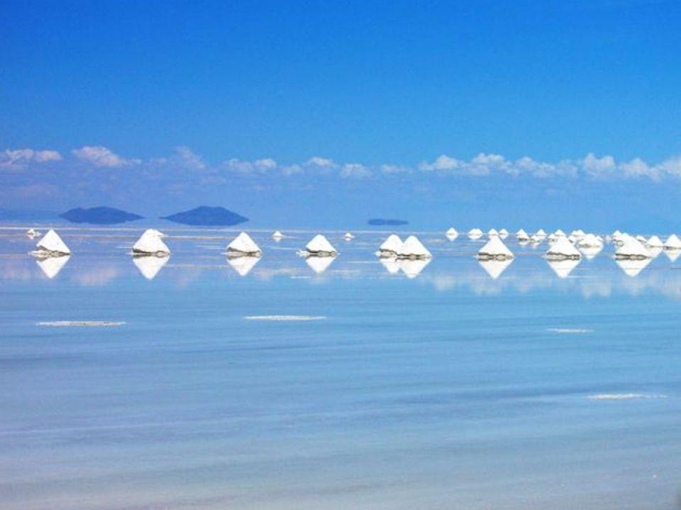 Con el tiempo, este lugar se ha convertido en uno de los principales destinos turísticos de Bolivia, visitado, según la Wikipedia, por 60.000 turistas