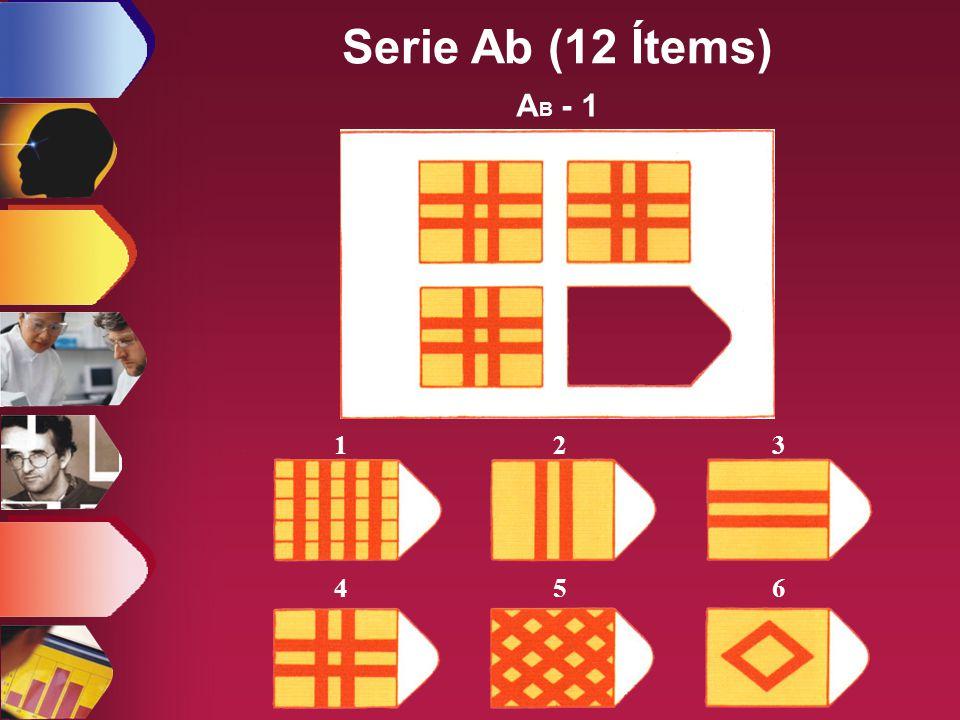 123 456 B - 1 Serie B (12 Ítems)