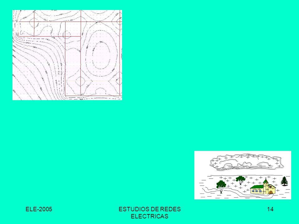 ELE-2005ESTUDIOS DE REDES ELECTRICAS 14