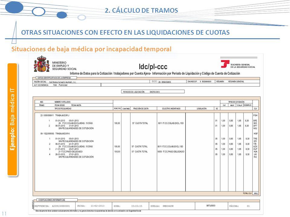 12 Sistema de Liquidación Directa Nuevo proceso de presentación de liquidaciones