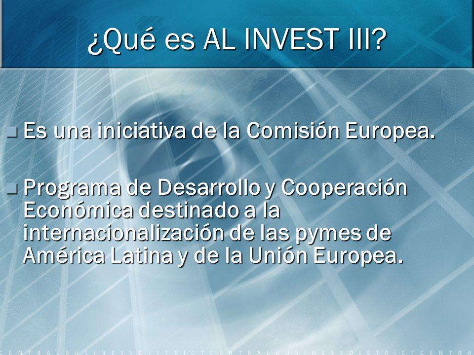 ¿Cuál es el objetivo del Programa y de nuestro EUROCENTRO.