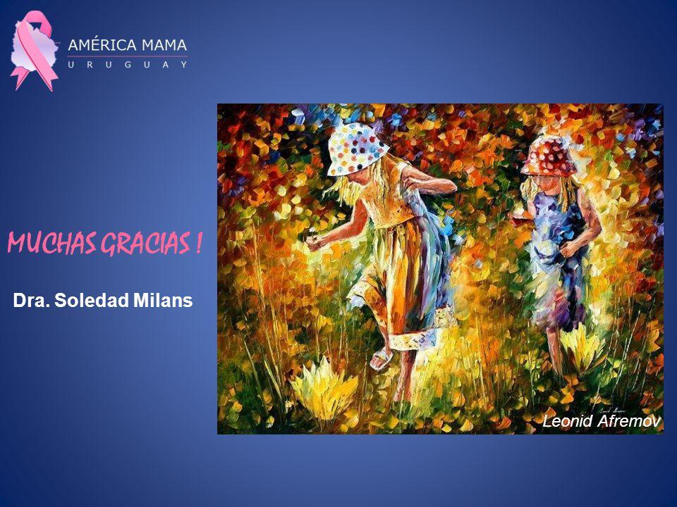 Dra. Soledad Milans MUCHAS GRACIAS ! Leonid Afremov