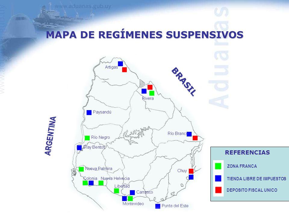 ALTERNATIVAS A LOS CNVA Mantener la situación actual conlleva a mantener una situación inconveniente para el equilibrio entre control y facilitación del comercio.