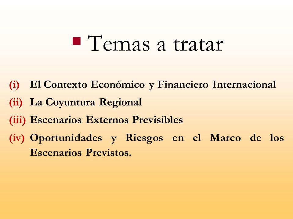 EVOLUCION DE LAS EXPORTACIONES, IMPORTACIONES Y EL SBC (ac. 12 meses) (mill. US$)