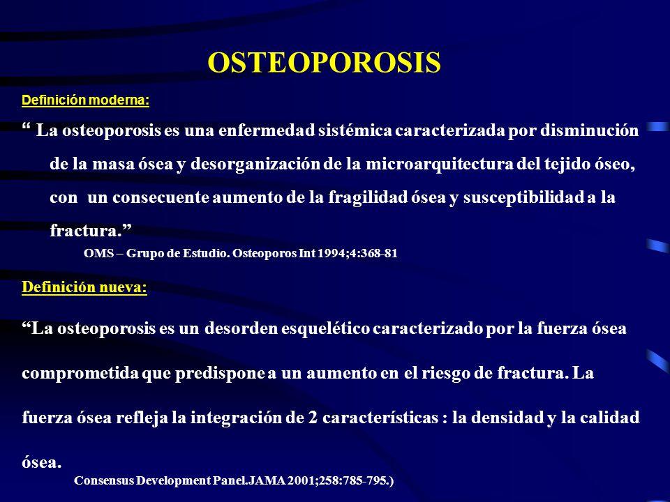 OSTEOPOROSIS Se puede prevenir y tratar 6ª JORNADA DE NUTRICIÓN 19 de agosto 2010 – Sheraton Montevideo Hotel Dra Diana Wiluzanski