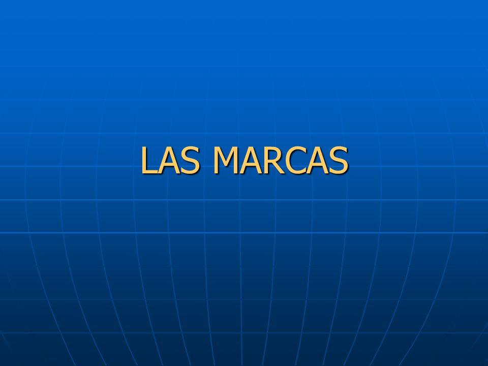 LAS MARCAS