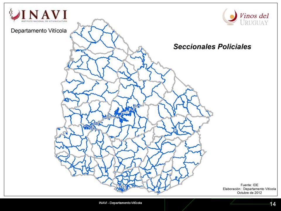 INAVI - Departamento Vitícola 14