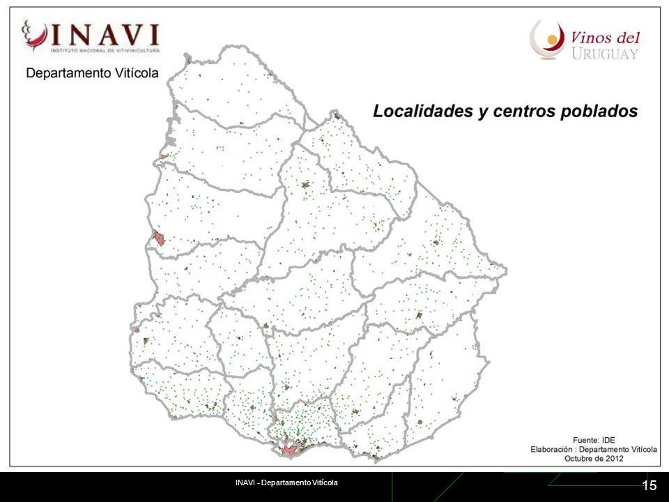 INAVI - Departamento Vitícola 15