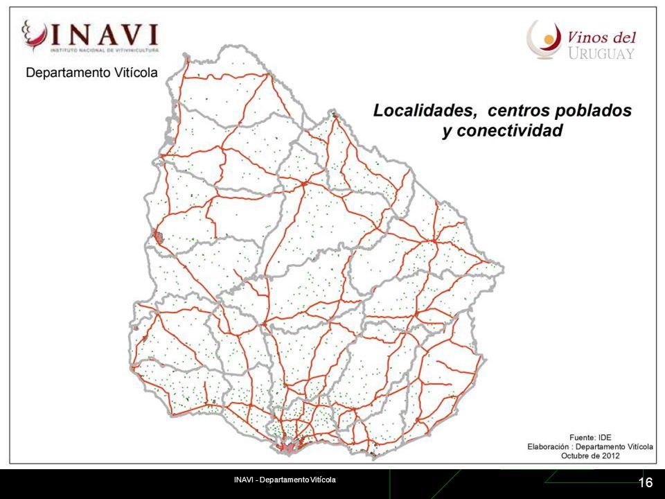 INAVI - Departamento Vitícola 16