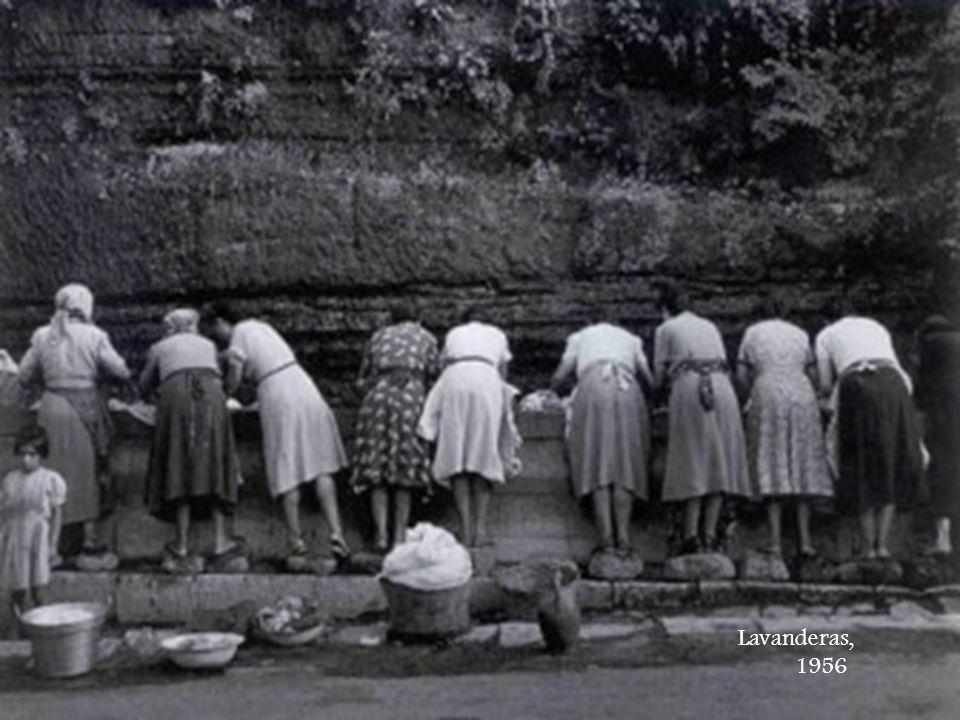 Lavanderas, 1956