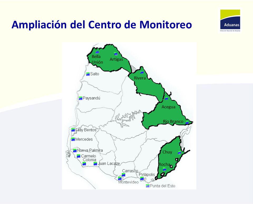 Ampliación del Centro de Monitoreo