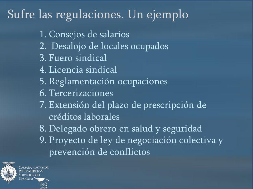 1.Consejos de salarios 2.