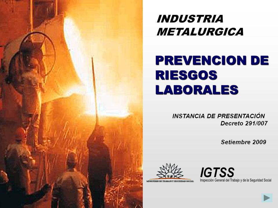 Comisión Tripartita Nacional de la Industria Metalúrgica