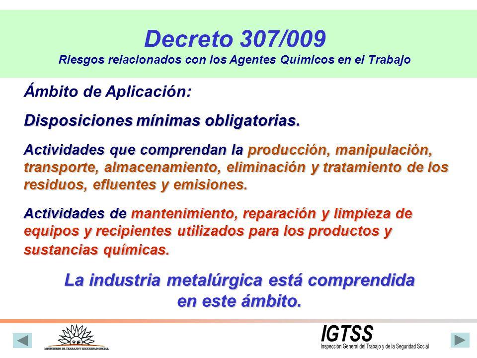 Mecanismos de información de peligrosidad (Etiquetado y Ficha de Seguridad).