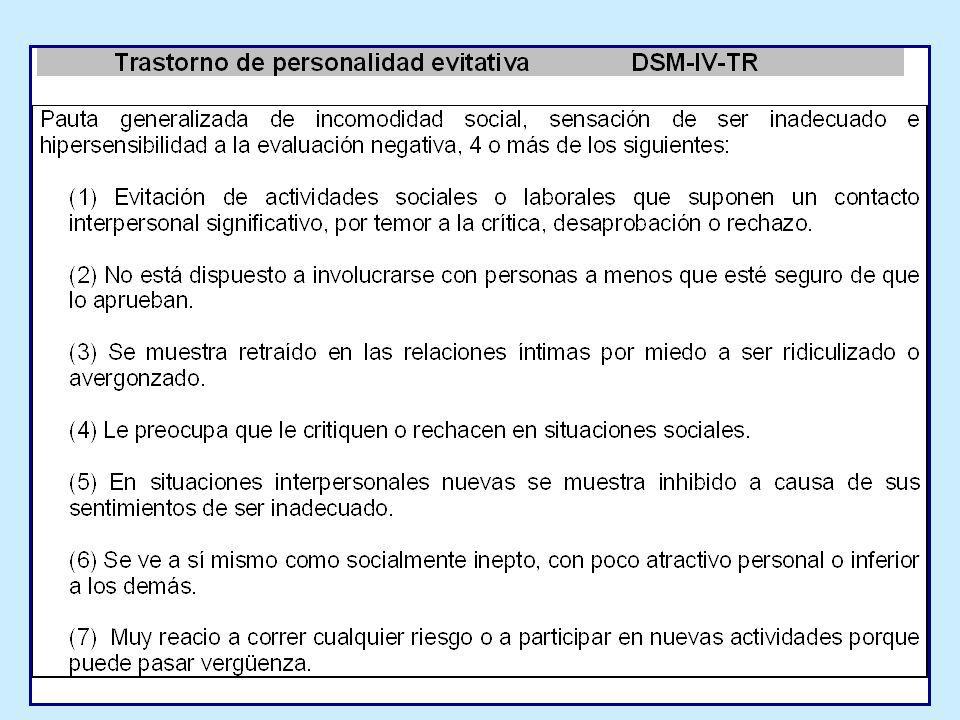La vergüenza En los últimos años se ha estado trabajando intensamente sobre el constructo de la vergüenza Rettew (2000): -Encontró que es una dimensión de la personalidad fuertemente asociada con la fobia social generalizada y el TPE.