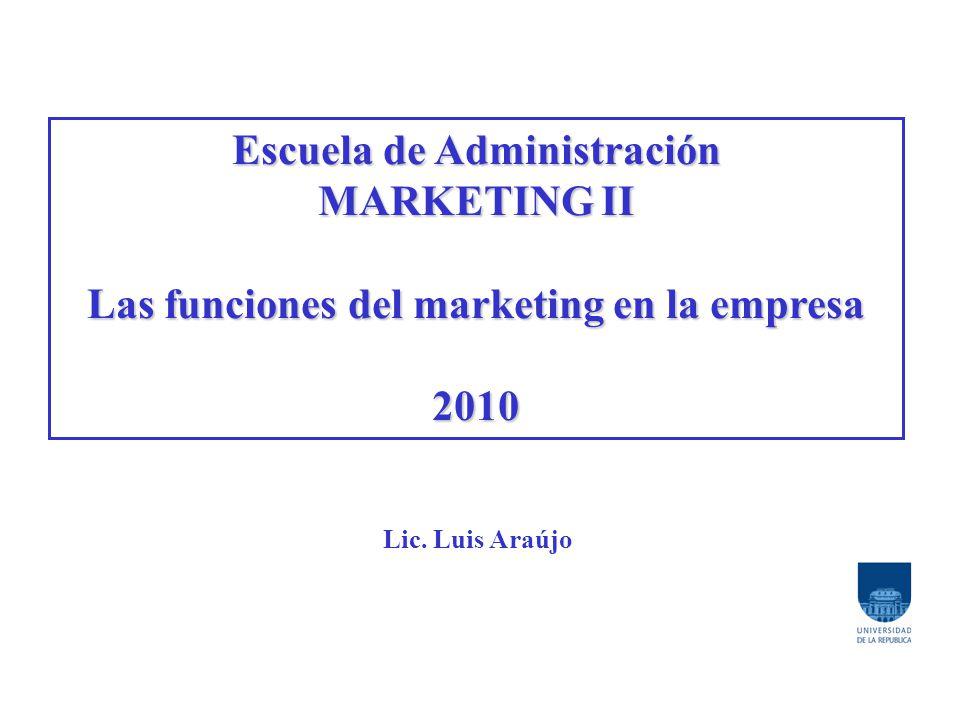 Concepto de Marketing Estratégico (J.J.