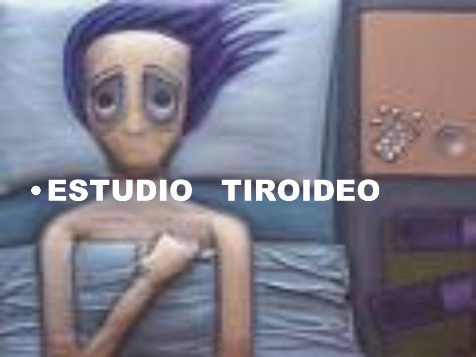 ESTUDIO TIROIDEO