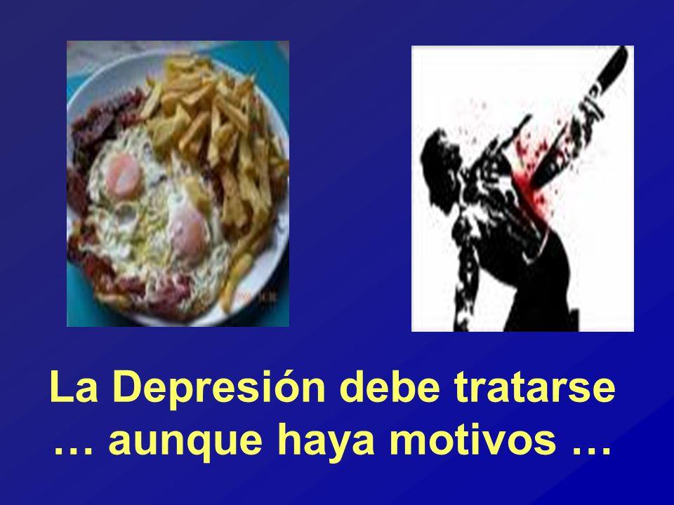 Trastornos por Ansiedad y Trastornos Depresivos Los Trastornos Depresivos (Monopolares) son DOS veces m á s frecuentes en la mujer.