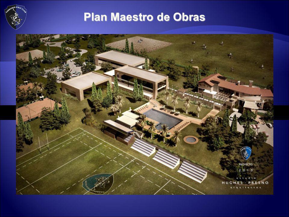 Plan Maestro de Obras