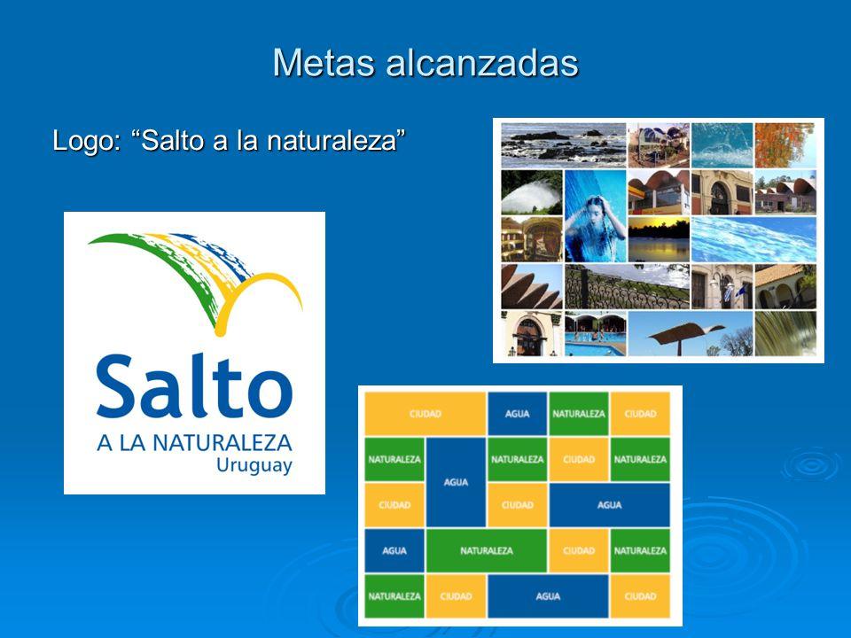 Metas alcanzadas Circuitos Video Salto Turístico Guía Turística de Salto