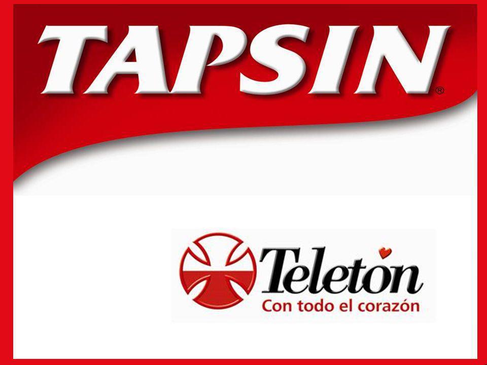 La Teletón Una oportunidad solidaria UNICA para que Tapsin conquiste el corazón de todos, todos los chilenos.