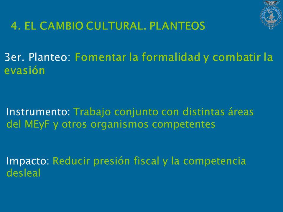 4. EL CAMBIO CULTURAL.