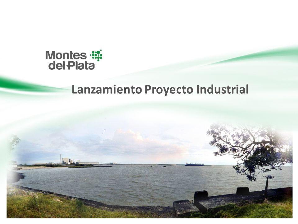 Lanzamiento Proyecto Industrial