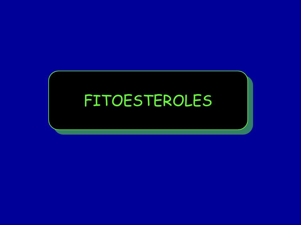 FITOESTEROLES