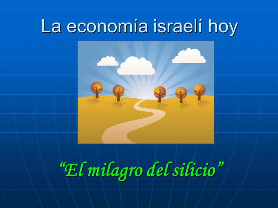 La economía israelí hoy El milagro del silicio