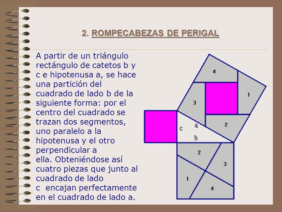 Un cuadrado de lado b+c se divide en dos cuadrados de lados b y c y en cuatro triángulos rectángulos de catetos b y c e hipotenusa a. Por tanto iguala