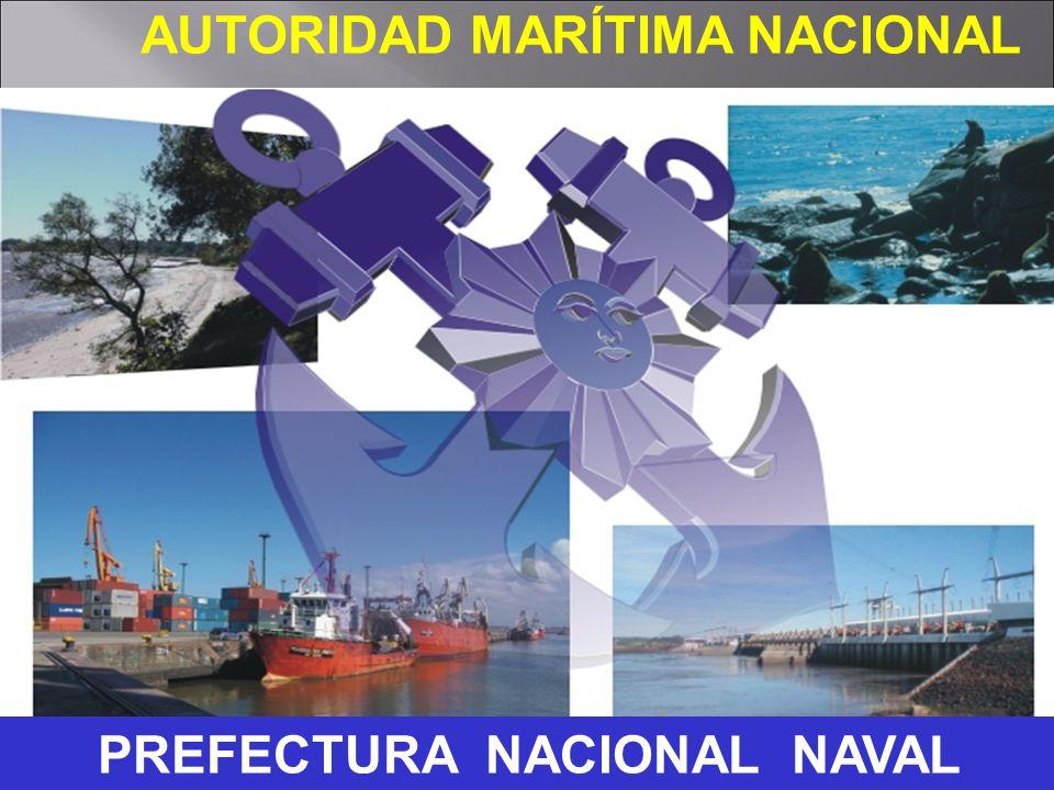 PREFECTURA NACIONAL NAVAL AUTORIDAD MARÍTIMA NACIONAL