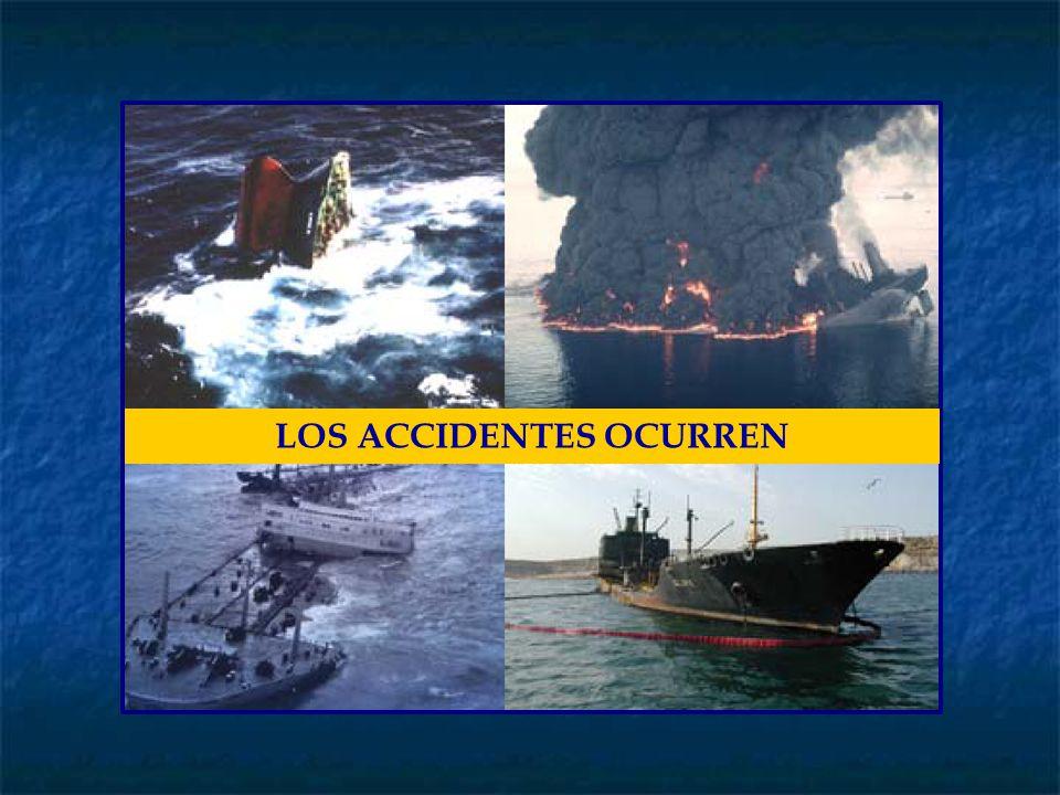 LOS ACCIDENTES OCURREN