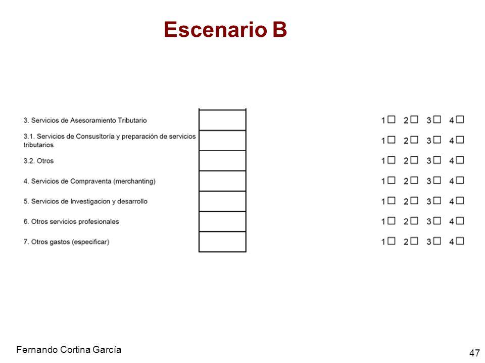 Fernando Cortina García 47 Escenario B