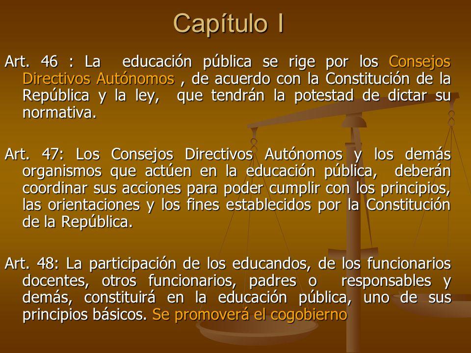 SUS COMETIDOS: Evaluará la calidad de la educación en Uruguay en tres niveles, inicial, primario y medio y propondrá criterios y modalidades en los procesos evaluativos.