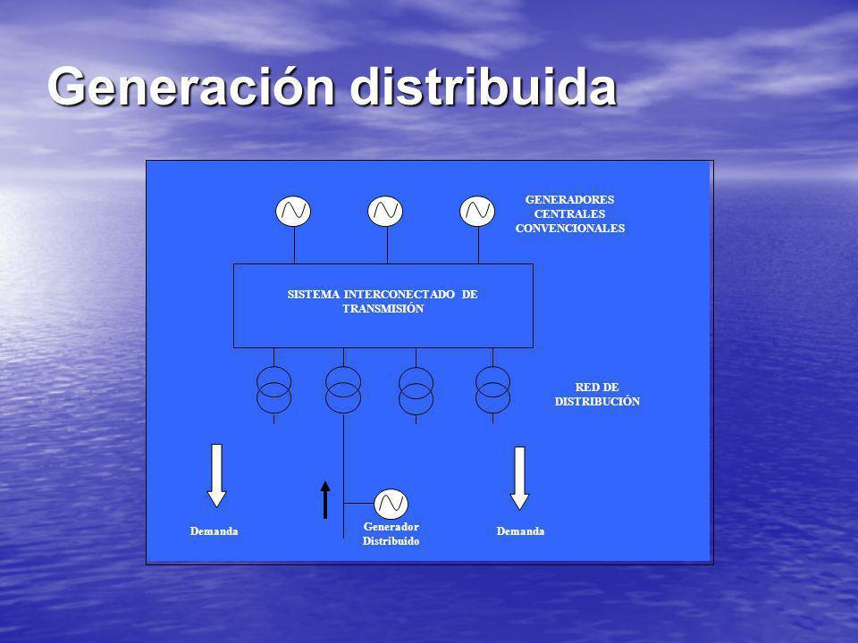 La generación distribuida en el mundo