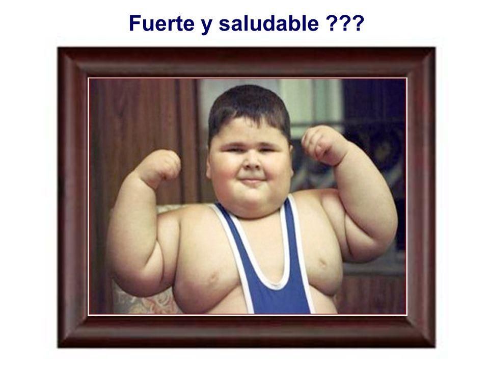 Algunas estrategias para prevenir o tratar sobrepeso en niños *Reducir consumo de embutidos, prod.